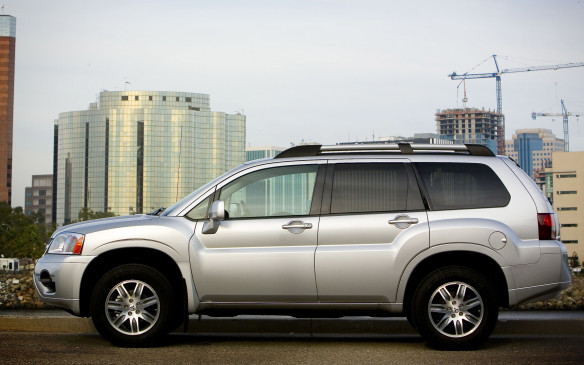 <p><strong>2006-10 Mitsubishi Endeavor</strong></p> <p>The Endeavor was not intended for severe off-roading, yet Mitsubishi's AWD system drove all the wheels all the time with a 50-50 split between the two axles. The roomy crossover featured a liftgate with separate opening glass and came with four-wheel disc brakes and 17-inch alloy wheels standard. Reliability-wise, the Illinois-assembled Endeavor is very good, though there have been a few air-conditioning failures and a known transaxle-gear whine issue. Overall, the Endeavor impresses – if you can find one.</p>