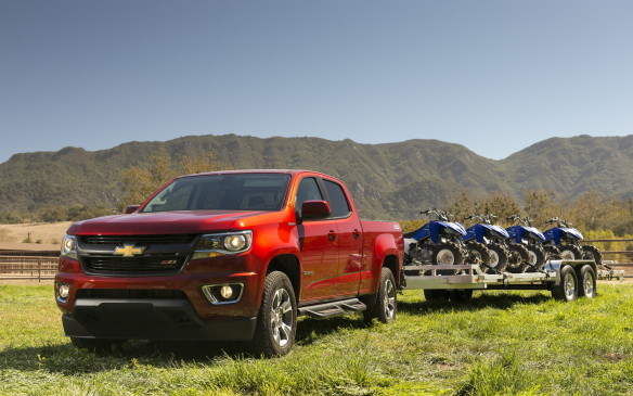 <p>Plenty of large pick-up trucks appear on this list, but only General Motors offers its mid-size pickups with a diesel option. The Chevrolet Colorado and GMC Canyon can be equipped with a 2.8-litre four-cylinder turbo-diesel engine that delivers 181 horsepower and a class-leading 369 lb-ft of torque at 2,000 rpm.</p>