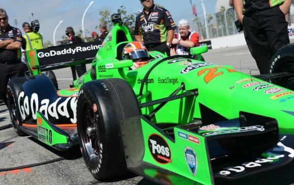 Honda Indy Toronto 2013, James Hinchcliffe