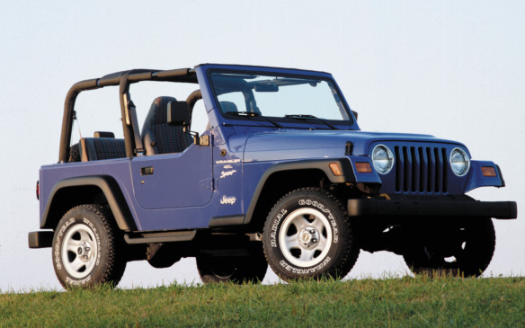 <p>The Wrangler was redesigned in 1997 as the TJ. It looked similar to the YJ, but was much improved mechanically with 80% of its parts newly designed. It included a four-link coil suspension similar to the Grand Cherokee.</p>