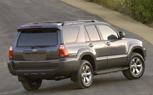 <p><strong>2004-08 Toyota 4Runner</strong></p> <p>The V-6's 4WD system could be left engaged on dry pavement, while the V-8 got sophisticated all-wheel drive. Both systems included low-range gearing – the mark of a true off-roader. The 4Runner enjoys a near-legendary reputation for durability and all-terrain capability. However, the sunroof can rattle, the blower motor may occasionally die, and there are problems with the stability control cycling on and off. Still, the 4Runner is a no-nonsense mudder coveted by those in the know.</p>
