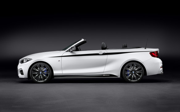<p>The BMW 2 Series ranked highest among premium small cars, ahead of the Acura ILX, which was the only other model with a score that exceeded the segment average.</p>