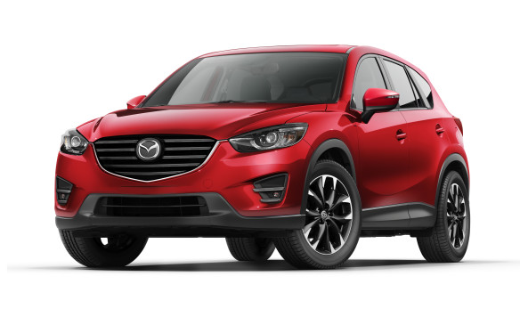 <p><strong></strong>Less visible to many but doing even better, with 4,851 sales, up 10.4% from Q1 2015, Mazda's redesigned-for-2016 CX-5 crossover ranks #16 on the Top 40 list.</p>