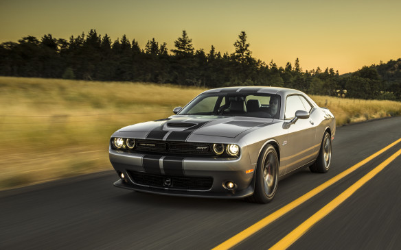 <p>By now, word of the new 840-horsepower Challenger SRT Demon has been well-documented, as has the addition of the Challenger SRT Widebody with its 707-horsepower supercharged 6.2-liter Hemi Hellcat V-8 engine and new, wide fender flares. There are upgrades, as well, to other models in the Challenger lineup, such as low-gloss black 5Deep lightweight aluminum wheels that are now standard on the Challenger SRT 392, saving 7.26 kilograms per vehicle. Optional  Brass Monkey wheels are available on the Challenger SRT 392 as are red Brembo brake calipers on the Challenger R/T and R/T 392 models. All 5.7-litre models now feature a new performance handling package with four-piston Brembo brakes and high-performance suspension, while 19-inch aluminum wheels with painted pockets are available on Challenger GT AWD models. The Super Track Pak on Challenger SXT Plus and R/T P models now includes Nappa/Alcantara performance seats. A Uconnect 4 system with Apple CarPlay and Android Auto is now standard on Challenger SXT, R/T, R/T Shaker and T/A models, while a rear back-up camera and one-touch up windows are now standard on all models.</p>