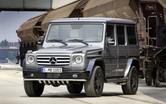 <p>Mercedes-Benz created its Gelandewagen back in the late '70s as a go-anywhere SUV with few compromises for luxury. Despite gaining a five-door version along the way, very little of the actual shape has been changed since then. As the longest-running model in Mercedes-Benz' current stable, the G-Class – as a symbol of conspicuous consumption – is as popular as ever. There's even a twin-turbocharged V12 version cooked up by AMG.</p>