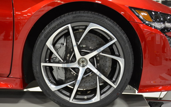 <p>That's our story on howthe new Acura NSX is built. So now let's just enjoy some of the beautiful details on the finished product.</p>