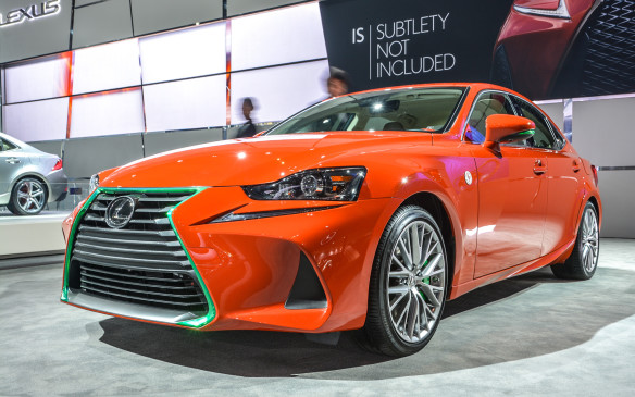 <p>Yes, Lexus really did create this one-off Sriracha themed custom car. And while normally we'd ignore such things, there is so much attention to detail that's gone into it that we can't help but admire this cheesy but wondrous creation. </p> <p>Words and pictures by Kanishka Sonnadara.</p>