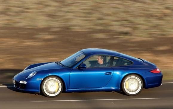 2011 Porsche 911S Coupe