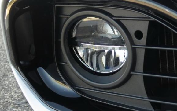 2014 BMW 435i Coupe - air curtain detail