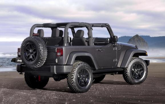 "<p>With no visual cues to look for, the 2012 models of the storied Jeep Wrangler quietly embraced Chrysler's aluminum 3.6-L DOHC ""Pentastar"" V-6 engine with its big helping of torque (260 lb-ft) along with 285 horsepower, an 83-hp boost over the old and wheezy 3.8-L pushrod V-6. Also new was a five-speed automatic transmission in place of the ancient four-speed slushbox. Most gratifyingly, the six-speed manual gearbox with hill-start assist remained available. In fact, the Wrangler was the only model that mated the capable Pentastar six to a manual transmission in Fiat Chrysler's lineup. The stick has a heavy-duty feel and positive engagement that refuses to be rushed, but that's okay because it's working alongside Jeep's Command-Trac shift-on-the-fly four-wheel drive, which itself is operated manually. For Jeepheads, old school is the only school.</p>"