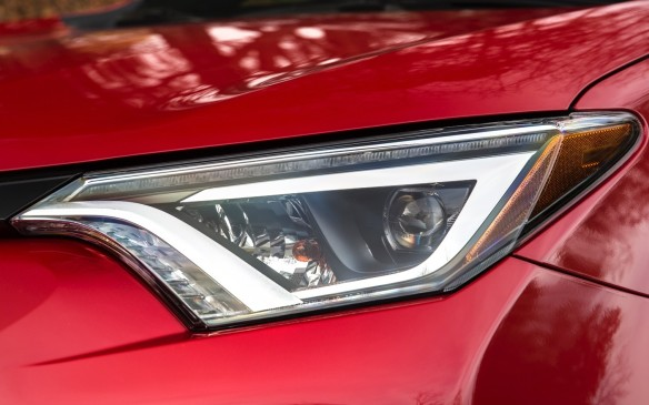 <p>Among the outside changes, the lights and lower valances at both ends are new with LED headlights standard on higher trim levels.</p>