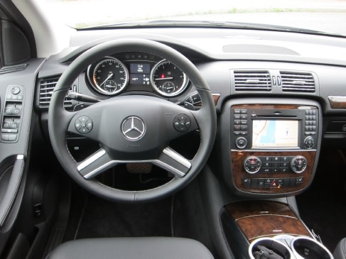 2011 Mercedes R-Class