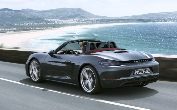 <p><strong></strong>Acceleration is quicker this year, with 0-to-100 km/h taking just 4.7 seconds for the fastest Boxster (0.8 seconds swifter than before), and 4.2 seconds for the fastest Boxster S (0.6 seconds swifter).</p>