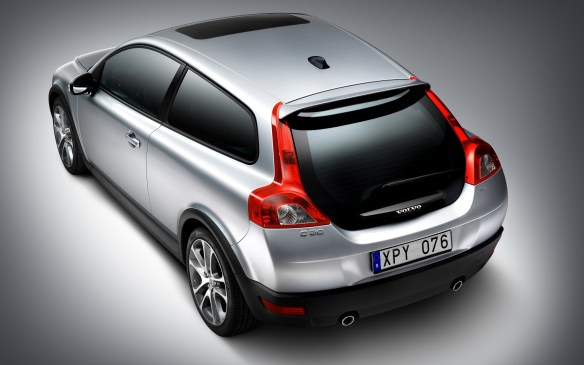 <p>The C30 is Volvo's three-door, four-seat hatchback, which channels the iconic 1800ES Sportback with its all-glass hatch that sold here in the early 1970s. The C30 shares its front-drive platform with that of the late S40 sedan and V50 wagon, but with some 20 cm lopped off the rear. Its MacPherson front struts and multilink rear suspension were tuned for some serious fun. The interior was contemporary Swedish, with its Bauhaus furnishings and Bang & Olufsen-inspired console. In back were two more bucket seats that folded down to form a flat, if high, cargo area.</p>