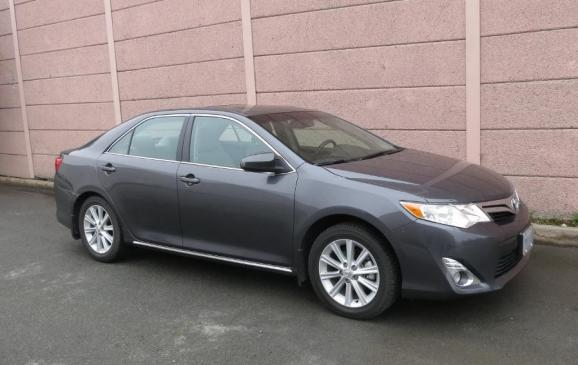 2012 Toyota Camry - Front