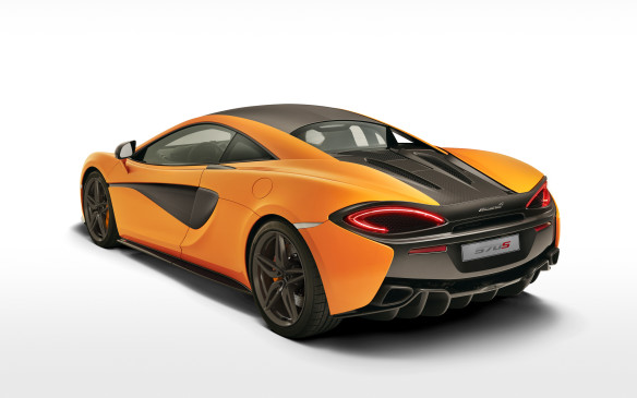 <p>McLaren insiders make a point of calling the 570S a sports car, as distinct from the supercars that have been its previous stock in trade. At a projected Canadian starting price in the low $200Ks the 570S will still be expensive and exclusive, but will compete with such relatively mainstream sports cars as the Porsche Turbo S and Audi R8 V10. While still awaiting our first drive, here's what caught our eyes when we poked and prodded this segment-shaking newcomer in the Toronto showroom.</p>