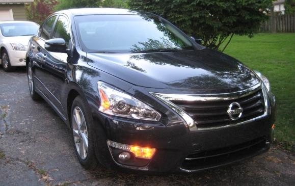 2013 Nissan Altima - Front