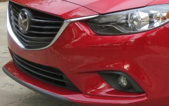 2014 Mazda6 lip