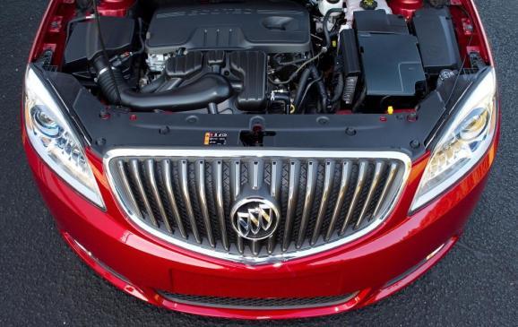 2012 Buick Verano - engine