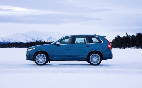 <p>Volvo Car Canada reports that an impressive 25% of sales on its XC90 SUV have been the plug-in hybrid T8 models. For a starting price of $73,400, buyers take home the XC90's award-winning and modern styling, connectivity, and safety, along with a combined output of 400 hp and 472 lb-ft. of torque along with an electric-only range of approximately 22 km.</p>