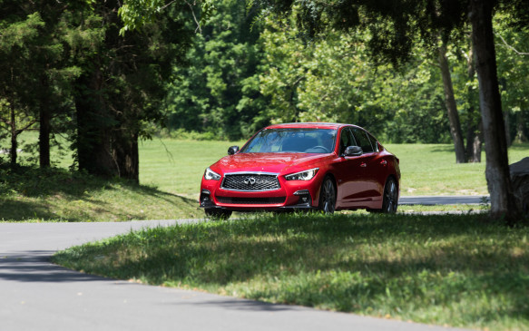 <p>There are now five different, renamed trim levels: 2.0L Luxe, 3.0L Luxe, 3.0L Sport and 3.0L Red Sport. There's also a 3.5L hybrid model.</p>