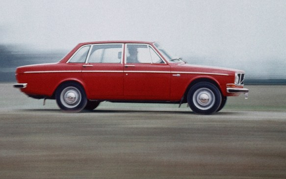 "<p><strong>1966-1974 Volvo 144</strong></p> <p>Inspired by the motto ""simple is beautiful,"" the 144 was the first of the boxy Volvos. On the safety front, it was the first car to offer a triangular dual-circuit brake system, in which each circuit operated three wheels. The timelessness of the design is evident from the fact that the same basic shape continued through the subsequent 240 series until 1993.</p>"