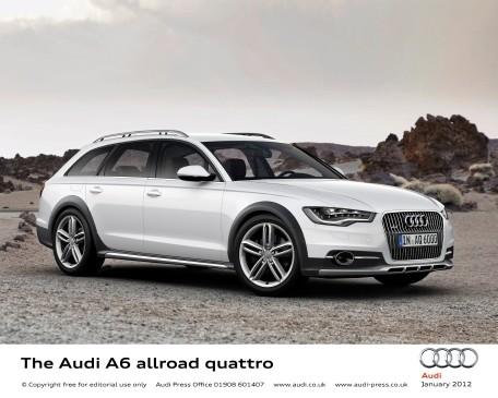 2012 Audi A6 Allroad
