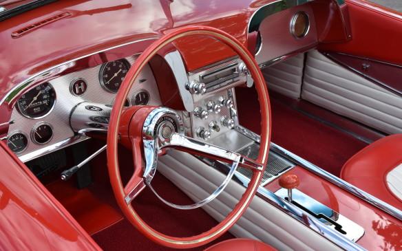<p>Custom roadster built on Henry J chassis</p>