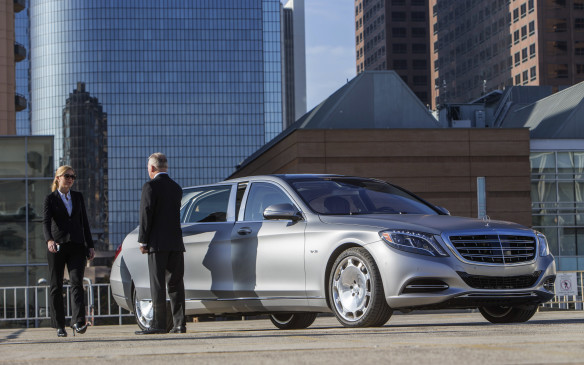 <p>The Maybach name returns, although rather than being a standalone vehicle and brand, the badges now get applied to the top-level trim on the year-old Mercedes-Benz S-Class. The S600 Maybach is one of the few cars on this list where being a passenger is more enticing thanks to luxurious reclining rear seats that not only are warmed or cooled, but also offer various levels of massage. There's an onboard fridge for chilling the beverage of your choice, and the Burmester stereo id one of the world's clearest and most expensive audio systems ever put in an automobile.</p>