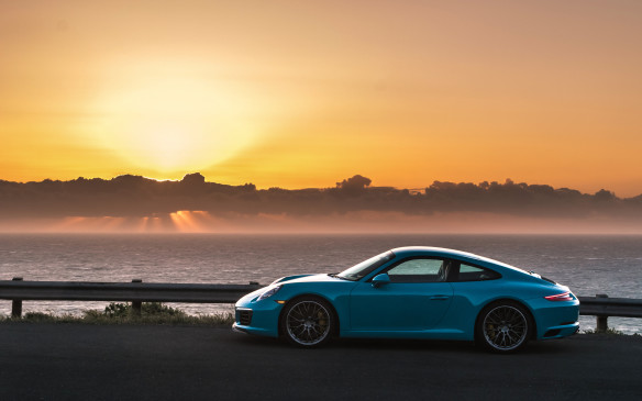 <p>Porsche 911, Edmunds Most Wanted Luxury Sports Car</p>