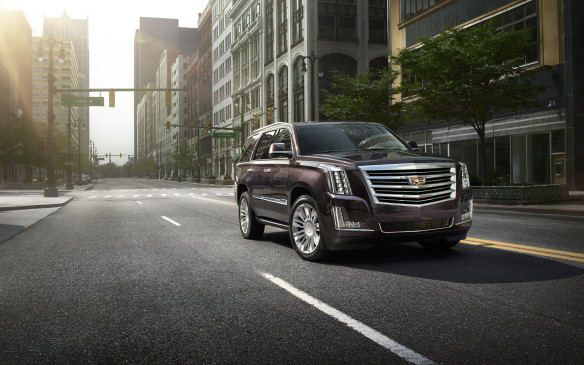 <p>Sure, the Escalade is often used as the punchline of a joke about Cadillac's fortunes, but with the latest versions on roads now, the big three-row SUV is worth the money. While previous Escalades shared interior bits with lesser Chevrolets, the 2015 has a completely unique cabin that's dripping with luxury. Soft leathers and nice wood veneers are well integrated, as are real metal bits scattered throughout.</p>