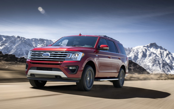 <p>2018 Ford Expedition FX4</p>