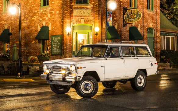 <p>The Wagoneer arguably was the first modern SUV – the first four-wheel-drive vehicle with an automatic transmission and an optional independent front suspension.</p>