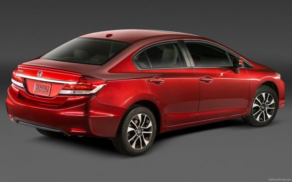 <p>The two-door Coupe body is a great change in looks from the staid sedan, but is it worth having less flexibility for hauling people around. Another decision for you to make. Either way, it's a good buy. Even the base DX at $15,750 comes with a fuel-friendly 1.8-litre engine, power windows, steering-wheel mounted secondary controls, and a four-speaker audio system.</p>