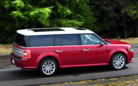 <p>The Ford Flex is proving to be a bit of a failed experiment for Ford. As awesome as it is to drive – the optional EcoBoost V-6 and AWD makes it an unofficial Taurus SHO wagon – it can't hold a candle to its SUV platform-mate, the Explorer, in terms of sales. It was an expensive gamble a decade ago, and one that will almost certainly die without a direct replacement.</p>