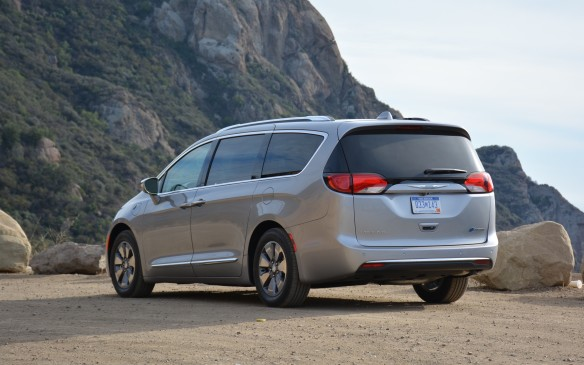 <p>While the focal point of this model is its hybrid powertrain, the Pacifica line as a whole is sleekly designed not to look like a minivan. Apart from its length and sliding doors, the Pacifica was built like an SUV without resembling your typical minivan.</p>