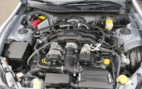 Subaru BRZ - Engine