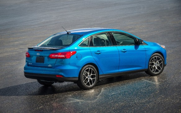 Ford Focus 2012-15