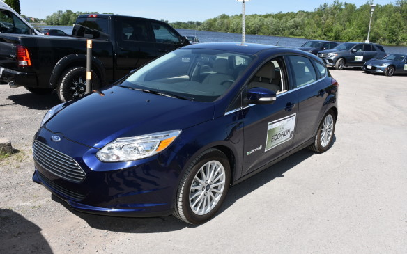 <p></p> <ul> <li>Price as tested: $32,098 (starting price: $31,998.) Green car incentives: Ontario, $14,000; Quebec, $8,000; British Columbia, $5,000.</li> <li>107 kW electric motor, single-speed auto transmission.</li> <li>Fuel economy: 2.2 Le/100 km combined; AJAC energy consumption: 2.0 L/100 km combined.</li> </ul>