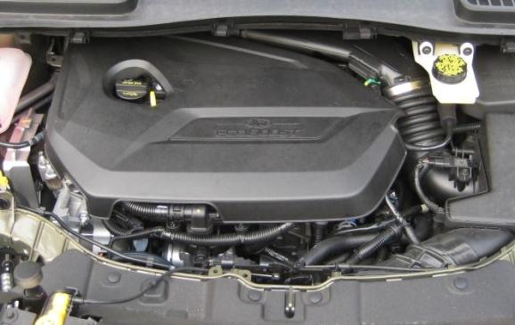 2013 Ford Escape -engine