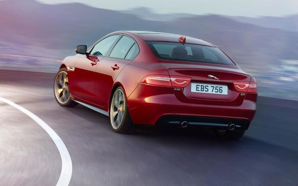 <p>Best Small Premium Car in Canada for 2018: Jaguar XE</p> <p>Runners Up: Alfa Romeo Giulia,Infiniti Q60</p>