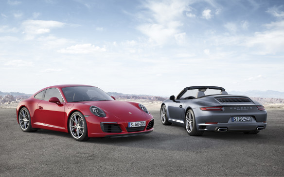 <p>The seventh generation of the Porsche 911 is about to hit the streets, and the first models to be released will be the Carrera and Carrera S. What's new about them? They're more powerful, for a start. An extra 20 horsepower for each, boosting their outputs to 370 hp and 420 hp respectively.</p>