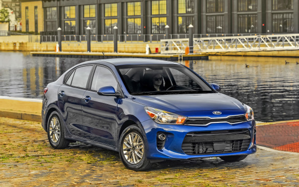 <p>The Cleveland Browns could be easily matched up with any of Volkswagen's TDI vehicles, but the Browns are at least coming back for the 2017-18 season. Therefore, the honour goes to the Kia Rio.</p> <p>Through July 2017, Kia's subcompact car has sold only 2,534 units in Canada – down 50.9 per cent from the previous year. That dip in sales is probably due to buyers waiting for an all-new Rio, scheduled to come out shortly, that's bigger, more spacious and filled with technology. Along those same lines, Cleveland Browns fans are optimistic about this year with three picks in the first round, and a quarterback in the second. After only one win last season, it's hard to do much worse!</p>