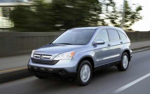<p>2009 Honda CR-V</p>