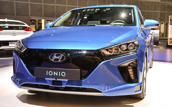 <p>The Hyundai Ioniq autonomous concept may seem like an unusual choice on this list, because it has the same exterior look as the Ioniq electric shown earlier this year. But it's the details of its autonomous technology that make it important.</p>