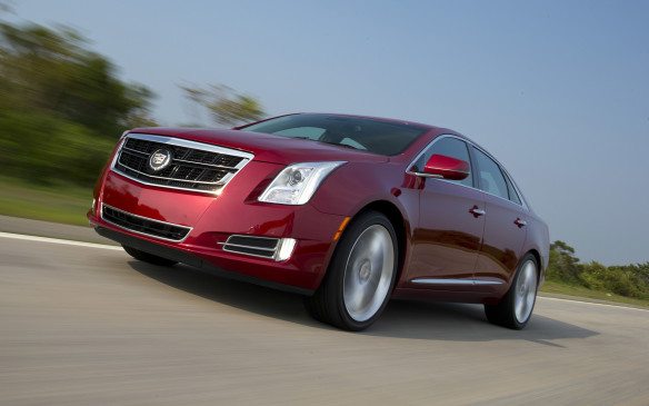 <p>Cadillac XTS Vsport</p>