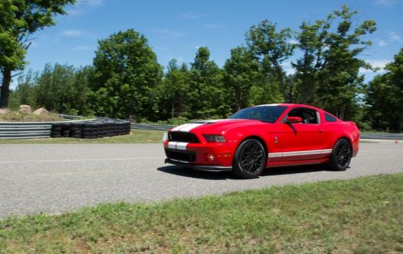 2013 Ford Shelby GT500 at Calabogie