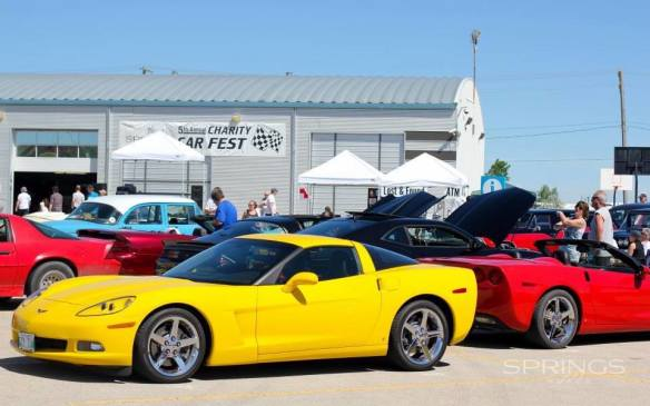 <p><strong>June 20 – </strong>The Springs Church in Winnipeg hosts one of the largest charity car shows in the city. Its annual Car Fest draws vehicles of all tastes, ranging from the usual muscle cars and hot rods, to drifters, imports and exotics.</p>