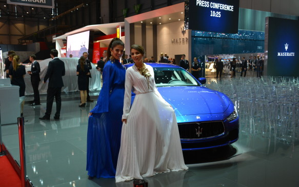 <p>More than any other auto show, Geneva is a hotbed for automotive exotica.</p> <p>Words and pictures by David Miller.</p>