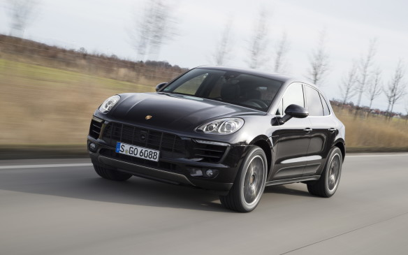 <p>Porsche's new Macan was the highest ranked premium compact SUV, with the Mercedes-Benz GLK-Class in second and the Infiniti Q50 and Lexus NX tied for third.</p>